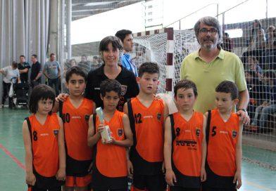 Trobada d'escoles de bàsquet a Solsona
