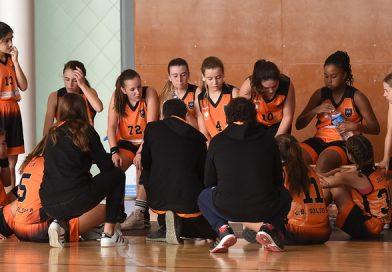 Galeria del cadet femení taronja contra la Joviat